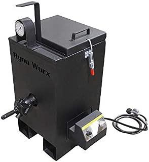 RY10MK-PRO Portable 10 Gallon Crack Filler Sealant Melter