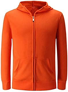 BEESCLOVER Solid Hooded Long-Sleeve Autumn Winter Fleece Jacket Softshell Camping Hiking Outdoor Sport Male&Female Comfortable Warm Jacket