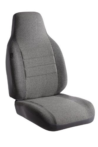 Covercraft SSC2412CAGY Carhartt SeatSaver Custom Seat Covers Gravel Front Row Bucket Seats for Select Ford Models