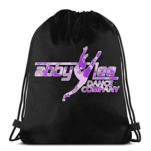 Dance Moms Abby Lee Dance Company Pullover Felpa con cappuccio Drawstg Borsa Sport Borsa da viaggio Borsa da viaggio Borsa regalo