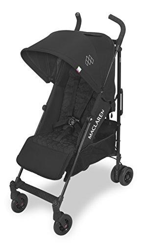 Maclaren Quest Silla de paseo - ligero, para recién nacidos hasta los 25kg,...