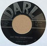 My Boy Lollipop - Say You Understand 7inch, 45rpm
