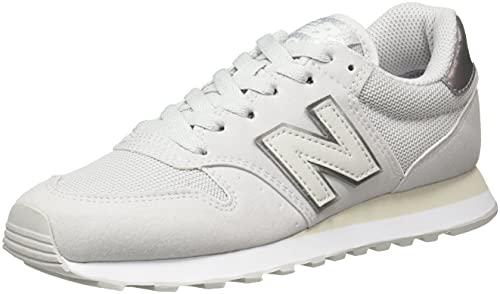New Balance 500 Core Metallic Pack, Zapatillas para Mujer, Niebla De Verano, 21 EU