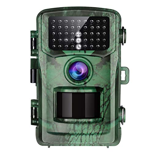 Upgrade- TOGUARD Trail Camera 16MP 1080P Game Hunting Cameras with Night Vision Waterproof 2' LCD IR LEDs Night Vision Deer Cam Design for Wildlife Monitoring and Home Security