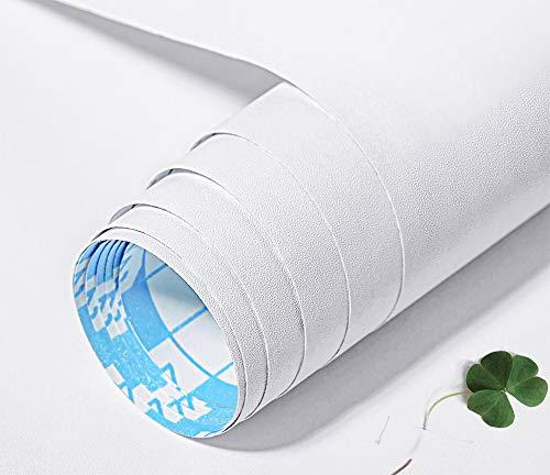 Arthome 43,5 × 305 Cm Adesivi Per Armadio Mobili In Mattoni Bianchi Pannelli A Parete Carta Da Parati A Buccia E Bastone Per Soggiorno Camera Da Letto Sfondo Decorazione Murale
