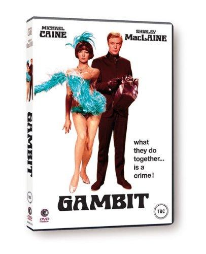 Gambit [Region 2] by Shirley MacLaine