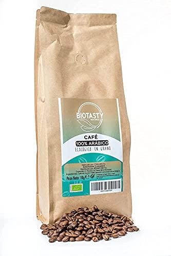 cafe en grano 100% árabico...