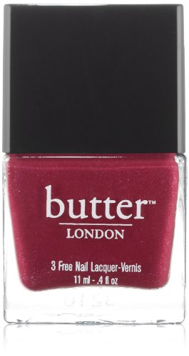 butter LONDON Nagellack, Pinktöne, Pistol Pink, 11 ml