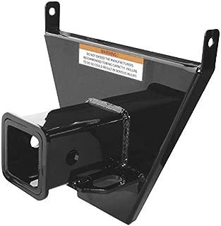 06-18 HONDA RINCON680: QuadBoss Trailer Hitch Receiver (BLACK)