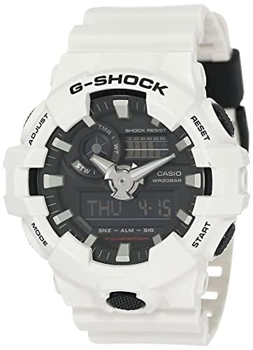 Casio De los hombres Watch G Shock Reloj GA-700-7A
