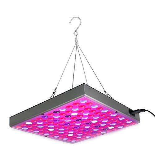 zhouweiwei 45 W 25 W Led Panel de luz de Crecimiento Rojo Azul Blanco IR UV Led Luz de Crecimiento Espectro Completo para siembra en Interiores Hidroponía de Invernadero