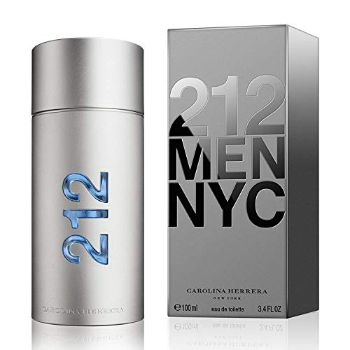 Carolina Herrera 212 By Carolina Herrera For Men. Spray 3.4-Ounces