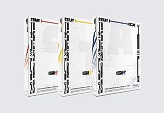 ストレイキッズ - GO生 [Standard A+B+C ver. SET] 3CD+80ページフォトブック3冊 [KPOP MARKET特典両面フォトカードセット][韓国盤]