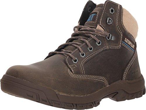 Caterpillar Tess ST Women's Industrial/Construction Boots, Dark Gull Grey, 8 Medium