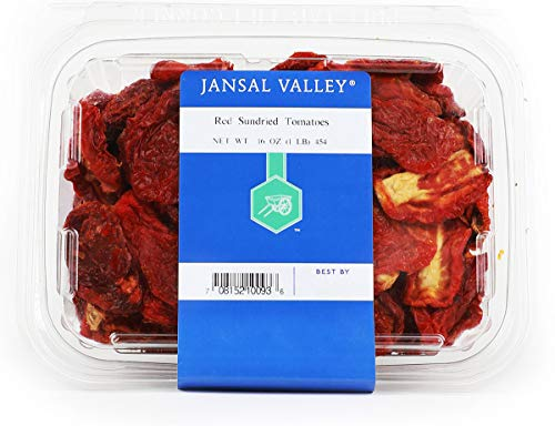 Jansal Valley Red Sundried Tomatoes, 1 Pound