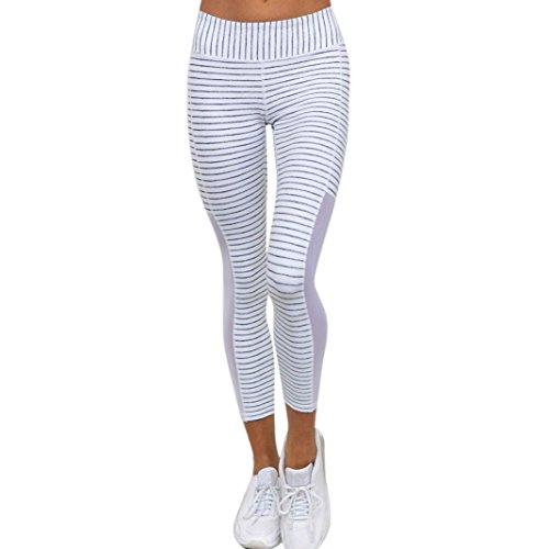 Mujer Skinny Fitness Leggings Pantalones Deportiva niña Leggins Push up Cintura Alta Mallas de Yoga Pantalones atléticos Fitness Deportivos Mujer Sports Gym Yoga