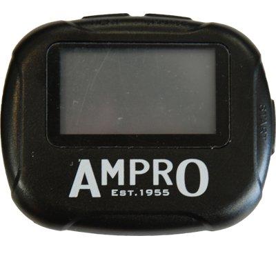 Ampro PRO Sports Interval Timer & Stopwatch - Grande per la Boxe Formazione Arte/Marziali/MMA/Circuit Training/Pesi/Running/Sprint Lavoro/Kettlebell/Interval Training