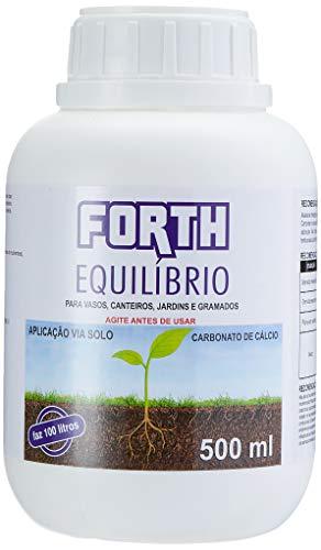 Fertilizante Adubo Forth Equilibrio Liquido Conc. 500 Ml- Frasco