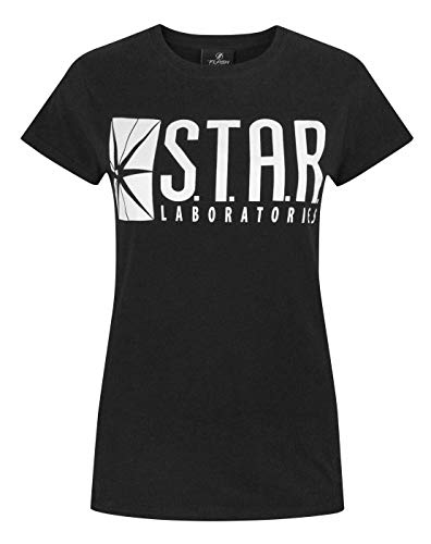 Official Flash TV STAR Laboratories Women's T-Shirt (M)