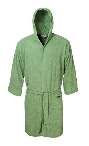 Ferrino Sport Robe - Accappatoio Uomo, Verde, S/M