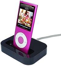 New first2savvv iPod Nano 4TH Generation black dock docking charger station sync cradle