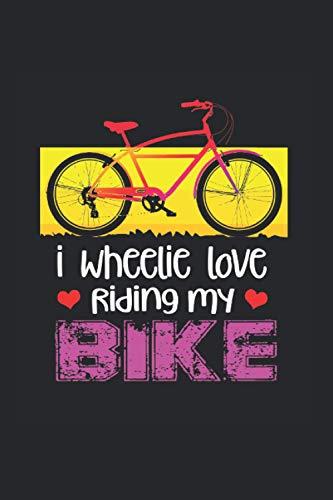 I Wheelie Love Riding My Bike Kalender 2021: Fahrrad Terminplaner 2021 Mit Uhrzeit Fahrradkalender Lustig Fahrrad Kalender 2021 Buchkalender Fahrrad Jahresplaner Wochenplaner 2021 Buch