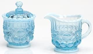 Creamer & Sugar - Blue Opalescent - Eyewinker - Mosser USA