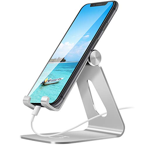 Gritin Phone Stand, Adjustable P...