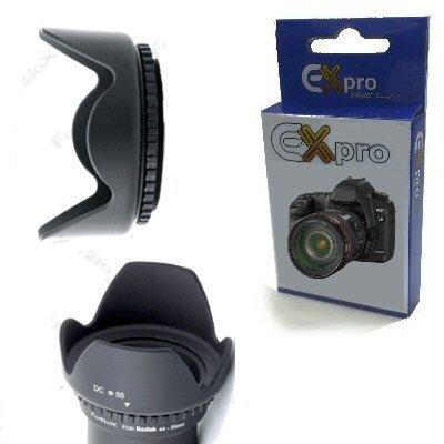 Ex-Pro Blume Gegenlichtblende, 62mm, für Canon, Nikon Fuji, Sony, Leica, Zeiss, Panasonic, Linsen und Filter