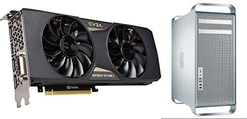 NVIDIA GTX 980 Ti 6 GB para Mac Pro 2008-2012 (kit de actualización de tarjetas gráficas; soporte 4K y 5K)