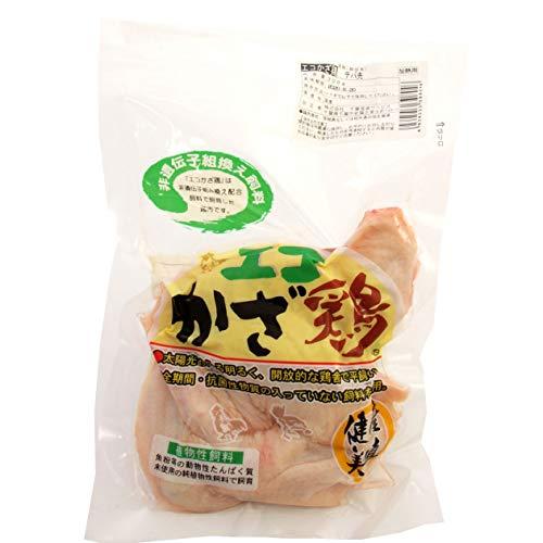 国産 鶏肉 エコかざ鶏 手羽先 300g  5パック