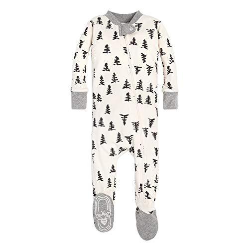 Burt's Bees Baby 1-Pack Pajamas, Baby Trees, 24 Months