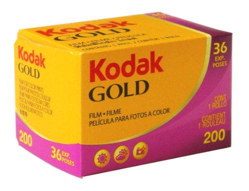 コダック 35mm 一般用 カラー ネガティブ フィルム Gold 200-36枚撮り
