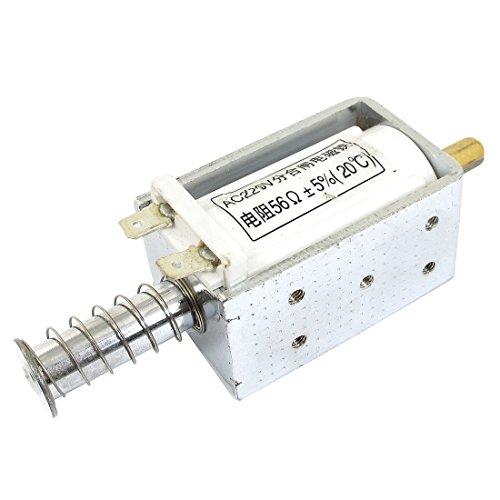 sourcingmap AC 220V 3A 3Kg Actionneur électro-aimant solénoïde