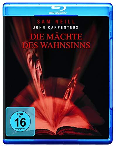 Die Mächte des Wahnsinns [Blu-ray]