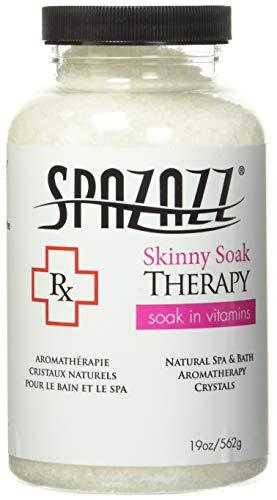 Spazazz Spz-608 RX Skinny Soak Thérapie Cristaux à nourriture, 19 g