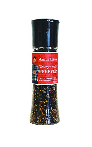 Jamie Oliver Hot Chili Mühle 170g