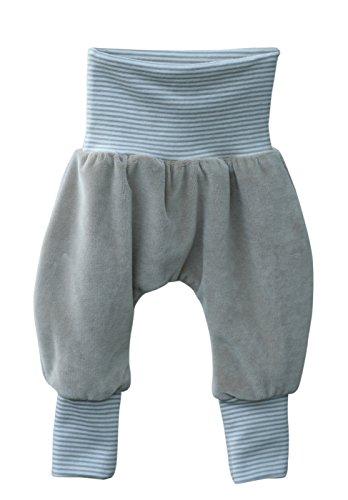 Pantalon Pantalon Bouffant bébé Pantalon Violet Enfant fabriqué en Allemagne Nicki Rayures Sable - Beige - 86/92 cm