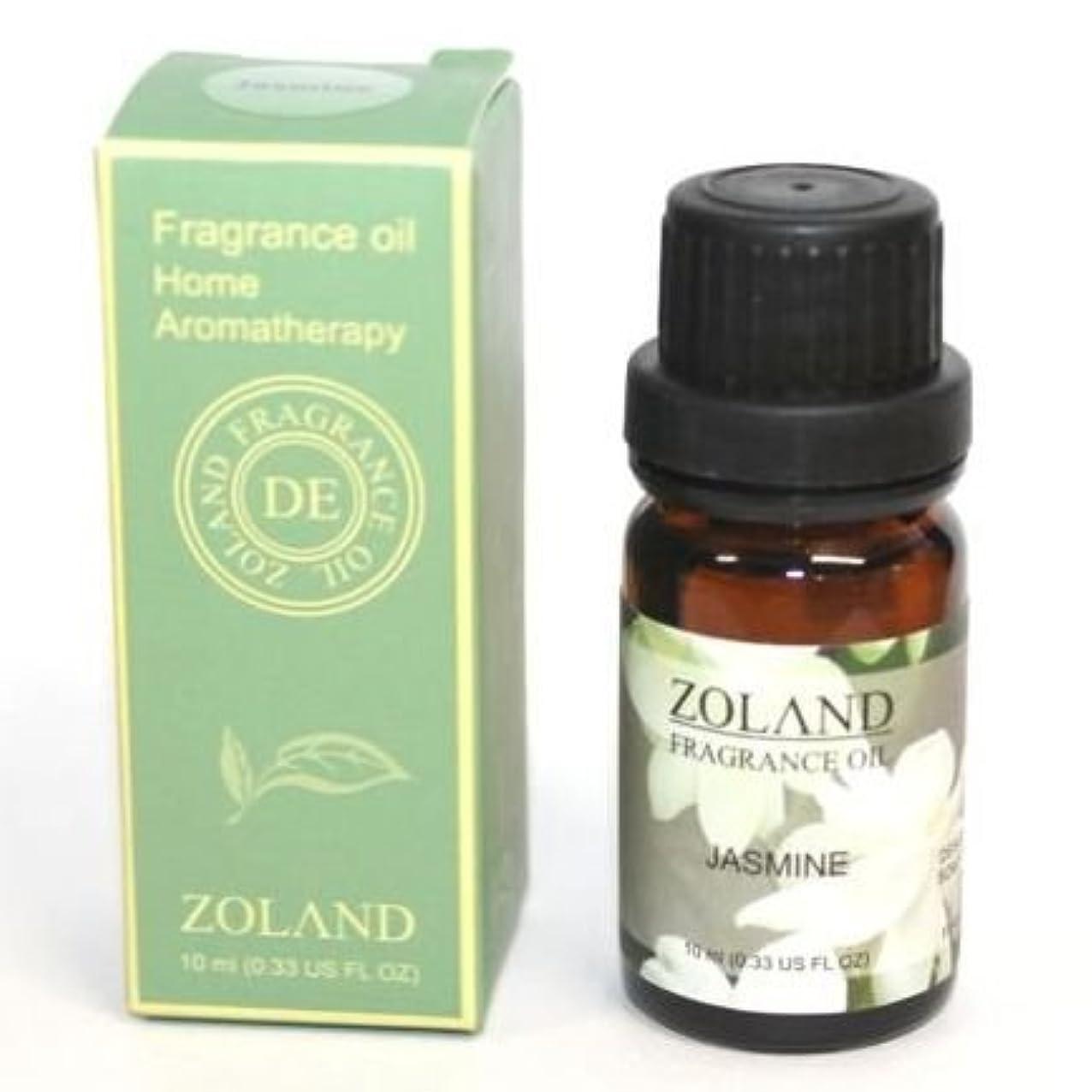 通り抜ける第二に共和党ZOLAND アロマオイル AROMA OIL フレグランスオイル JASMINE ジャスミンの香り ZQ-2