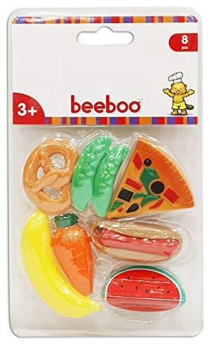 VEDES Großhandel GmbH - Ware Beeboo Kitchen Lot de 8 Fruits et légumes