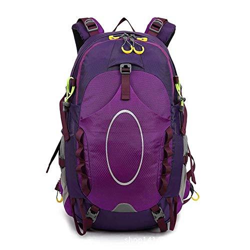 ZXL Outdoor sportuitrusting wandelen tas waterafstotend grote capaciteit bergbeklimmen tas 40L paardrijden waterzak rugzak