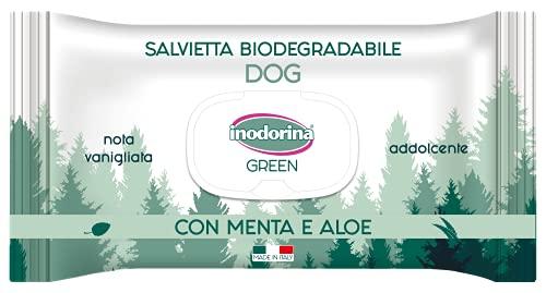 Inodorina Green Toallitas Suavizantes 30U 300 g