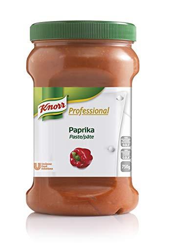 Knorr Professional Würzpaste Paprika (natürlicher Geschmack, immer einsatzbereit) 1er Pack (1 x 750 g)