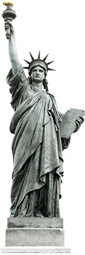 Plage Estatua De La Libertad Decoración Mural Adhesiva