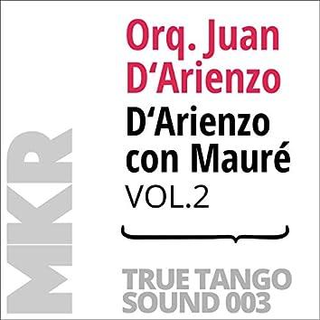 D'Arienzo con Mauré, Vol. 2