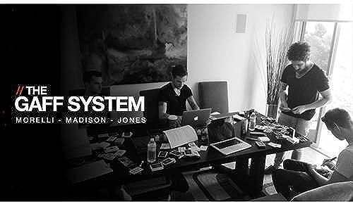 The Gaff System by Madison, Morelli, Jones and Ellusionist - original item - Tours de voituretes - Tours et magie magique