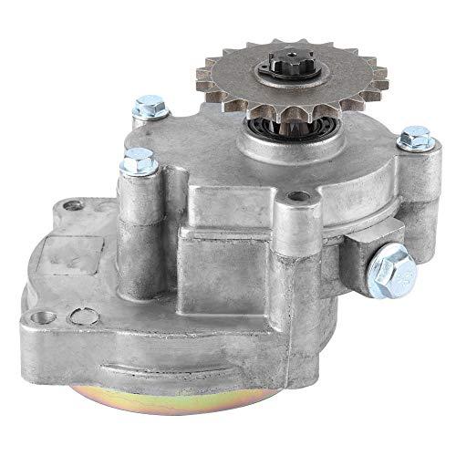 Duokon ATV Gearbox ,Gear Reduction Transmission Box for 2-STROKE Mini ATV 20T 43-49cc Engine