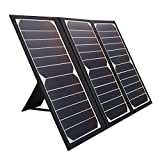 KINGSOLAR Solar Charger 21W Portable Solar Panel Charger with 2 USB Ports,...