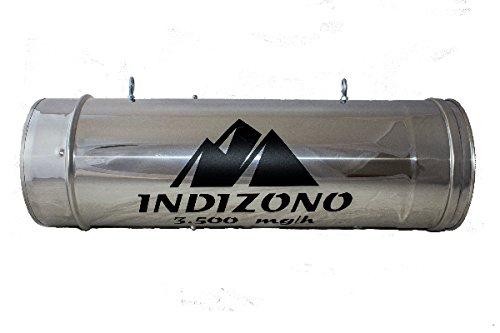 Indizono Generador de Ozono 200mm (7.000mg/h)