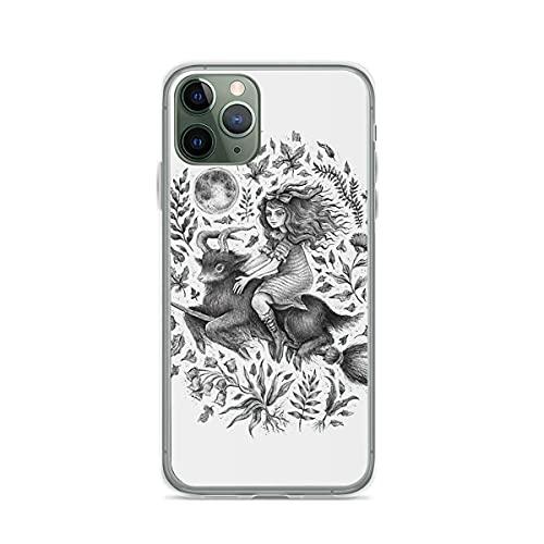 Fundas para teléfono Pure Clear, Antideslizantes y Protectoras para Vvitch - Color Variant 1 Compatible con iPhone Samsung Xiaomi Redmi Note 10 Pro/Note 9/8/9A/Poco M3 Pro/Poco X3 Pro Funda